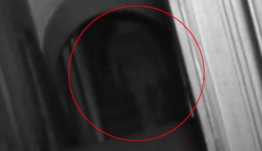 fantasma real mansion inglaterra 850x491 - Un programa de televisión graba por primera vez un fantasma real en una mansión de Inglaterra