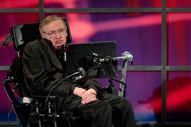hawking holograma - La teoría final de Stephen Hawking: nuestra realidad es un holograma