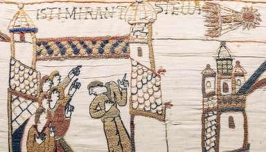 nibiru tapices medievales 384x220 - Científicos aseguran haber encontrado evidencias de la existencia de Nibiru en tapices medievales
