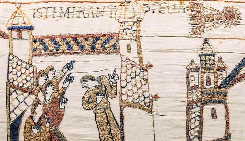nibiru tapices medievales 850x491 - Científicos aseguran haber encontrado evidencias de la existencia de Nibiru en tapices medievales