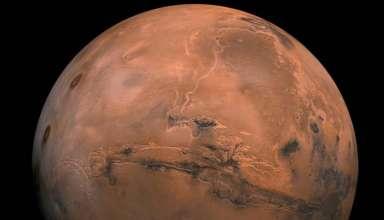 nasa vida extraterrestre marte 384x220 - La NASA revela que hubo vida extraterrestre en Marte