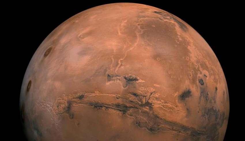 nasa vida extraterrestre marte 850x491 - La NASA revela que hubo vida extraterrestre en Marte