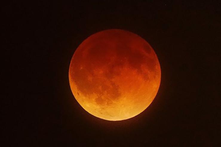 profecia de la luna sangre - La profecía de la Luna de Sangre: la biblia predice el fin de los tiempos para las próximas semanas