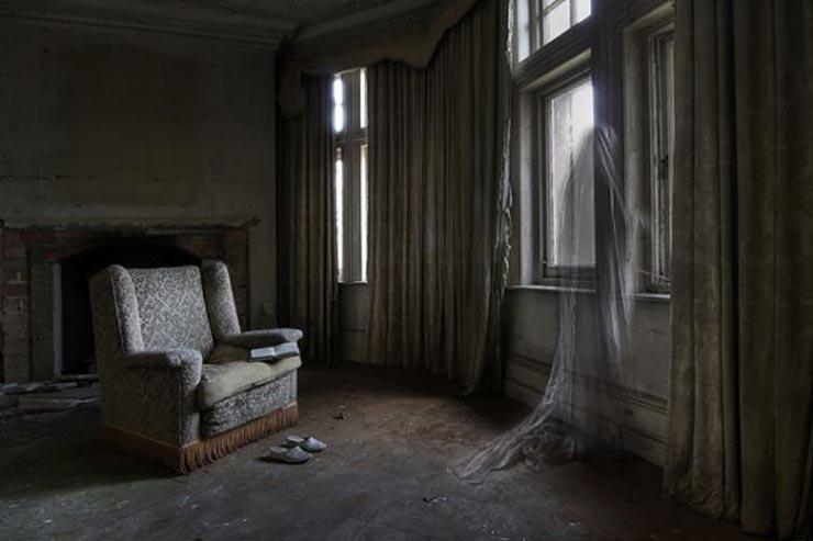 como saber fantasma en casa - Cómo saber si tienes un fantasma en casa