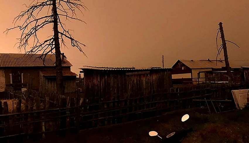 fenomeno dia noche rusia 850x491 - Un misterioso fenómeno convierte el día en noche durante horas varias zonas del centro de Rusia