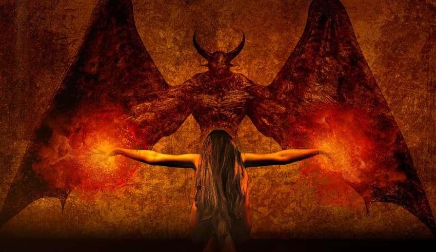 marca diablo 850x491 - La marca del Diablo: signos de que estás siendo atacado por espíritus malignos