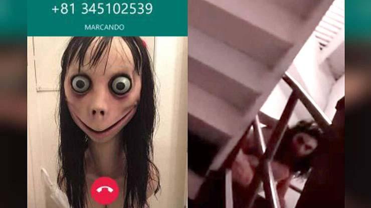 momo reto comunicarte demonio whatsapp - Momo, el reto de comunicarte con el demonio de WhatsApp
