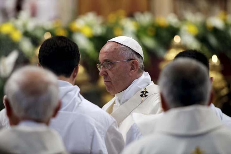 papa francisco humanidad apocalipsis - El Papa Francisco advierte que el cambio climático y el consumo desenfrenado de la humanidad nos llevará al Apocalipsis
