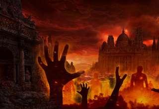 puertas del infierno 320x220 - Puertas del Infierno: verdaderos accesos al inframundo en todo el mundo