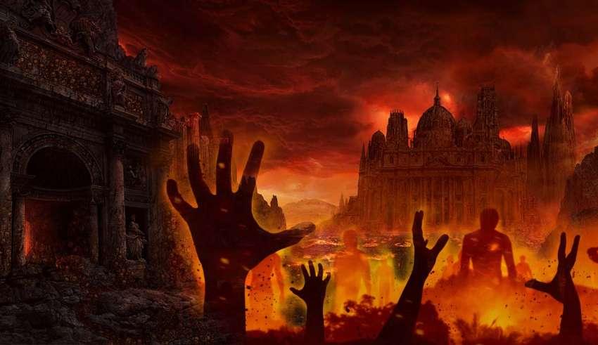 puertas del infierno 850x491 - Puertas del Infierno: verdaderos accesos al inframundo en todo el mundo