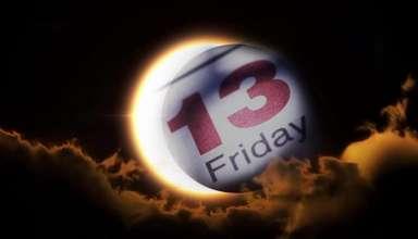 viernes 13 super luna 384x220 - Viernes 13 y una Súper Luna en el mismo día: supersticiones, rituales satánicos y el comienzo del fin de los tiempos
