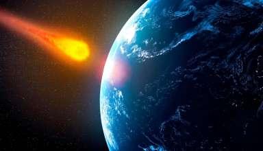 asteroide impactar tierra 384x220 - La NASA advierte que un asteroide más grande que la Pirámide de Guiza podría impactar contra la Tierra la próxima semana