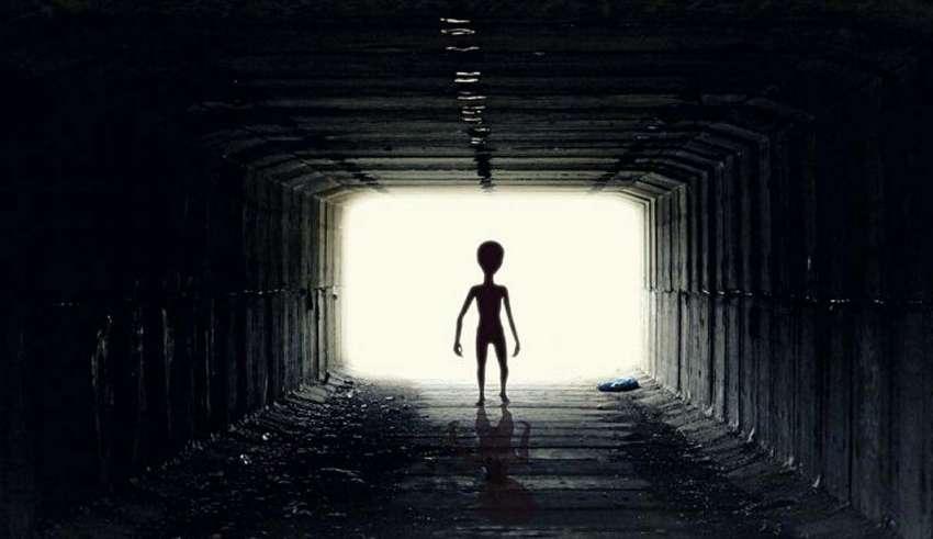 criatura extraterrestre espacio 850x491 - Astronauta de la NASA afirma haber visto una criatura extraterrestre en el espacio