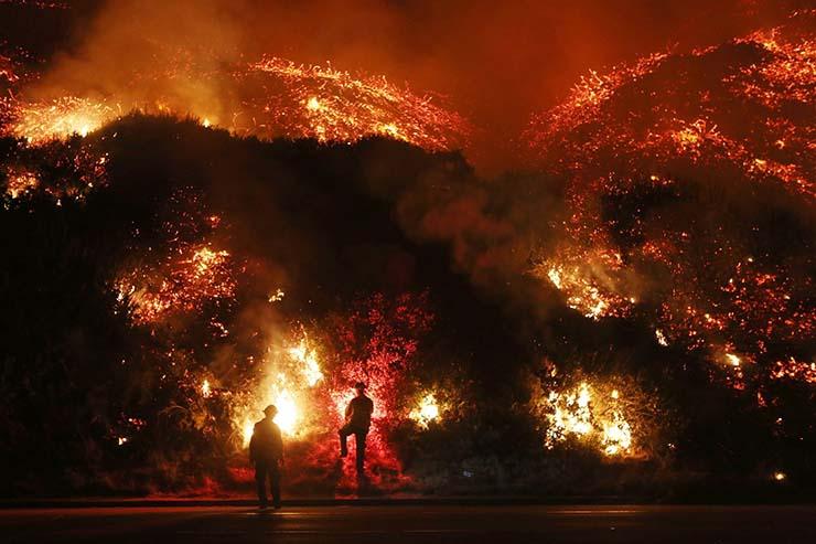 desastres naturales senales apocalipsis - Escritor y político estadounidense afirma que los recientes desastres naturales son señales del inminente Apocalipsis