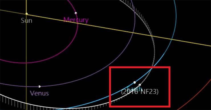 fema asteroide - FEMA reconoce estar preparándose para el posible impacto del enorme asteroide de mañana