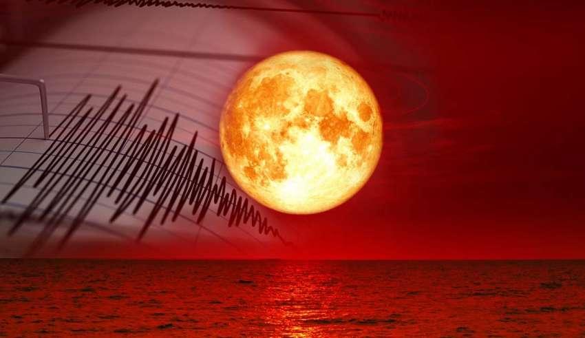 luna sangre terremoto indonesia 850x491 - Se cumplen las predicciones de la Luna de Sangre: Fuerte terremoto en Indonesia y habrá otro mucho más destructivo en los próximos meses