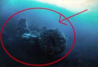 nave extraterrestre triangulo bermudas 320x220 - Un explorador de Discovery Channel descubre una nave extraterrestre en el Triángulo de las Bermudas
