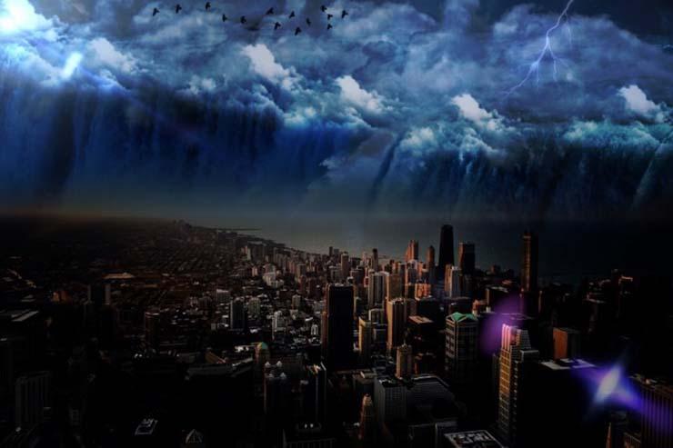 nibiru evitar apocalipsis - Medios canadienses aseguran que la NASA ha disparado misiles contra Nibiru para evitar el apocalipsis