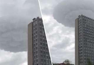 ovni moscu 320x220 - Graban un impactante OVNI en forma de nube sobre Moscú