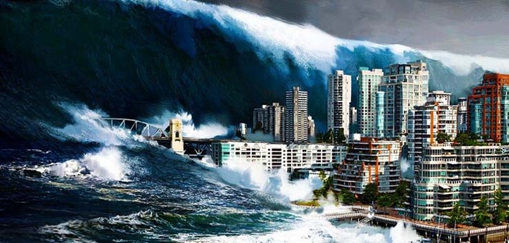 predicciones luna sangre fuerte terremoto - Se cumplen las predicciones de la Luna de Sangre: Fuerte terremoto en Indonesia y habrá otro mucho más destructivo en los próximos meses
