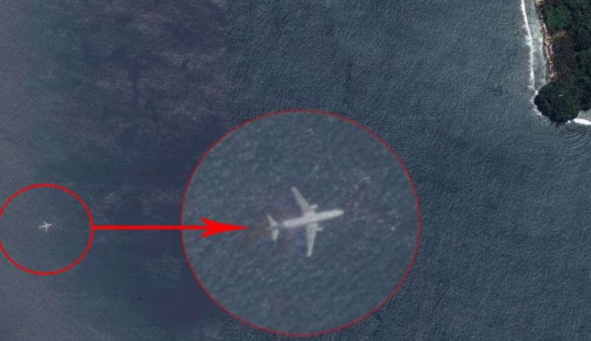 vuelo desaparecido mh370 850x491 - Hallan el vuelo desaparecido MH370 de Malaysia Airlines en Google Maps