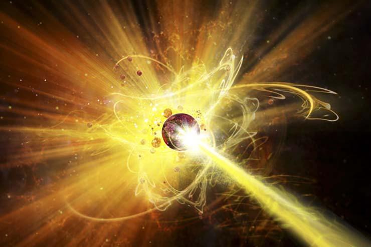 aceleradores de particulas - El distinguido astrofísico Martin Rees advierte que los aceleradores de partículas podrían reducir la Tierra a 100 metros de ancho