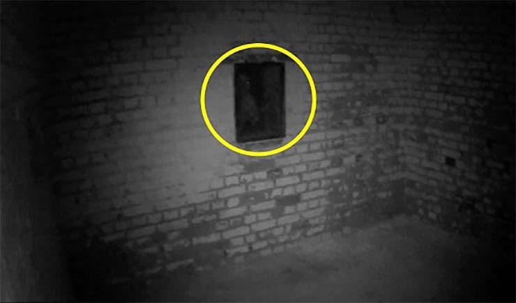 aparicion fantasmal castillo - Un hombre asegura haber grabado en vídeo una aparición fantasmal en un castillo inglés del siglo XVI