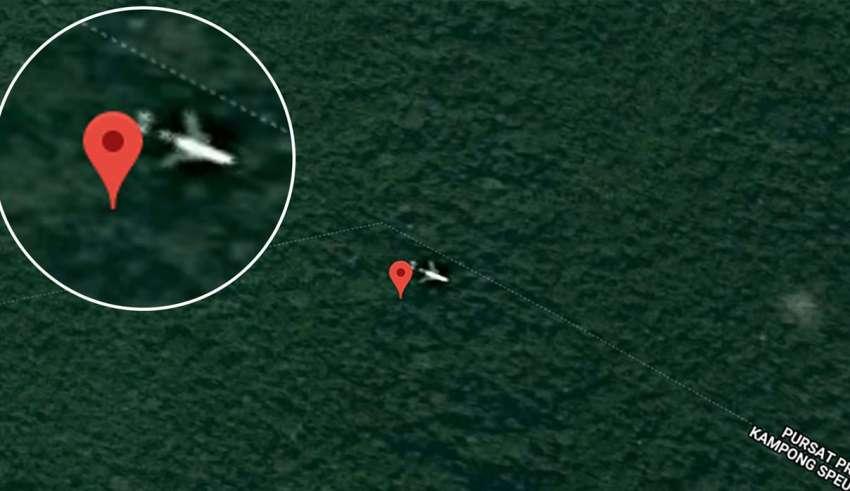 avion mh370 selva camboyana 850x491 - Un experto británico asegura haber encontrado el avión MH370 en la selva camboyana y reclama la recompensa