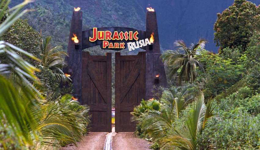 jurassic park siberia 850x491 - Vladímir Putin creará un Jurassic Park real en Siberia