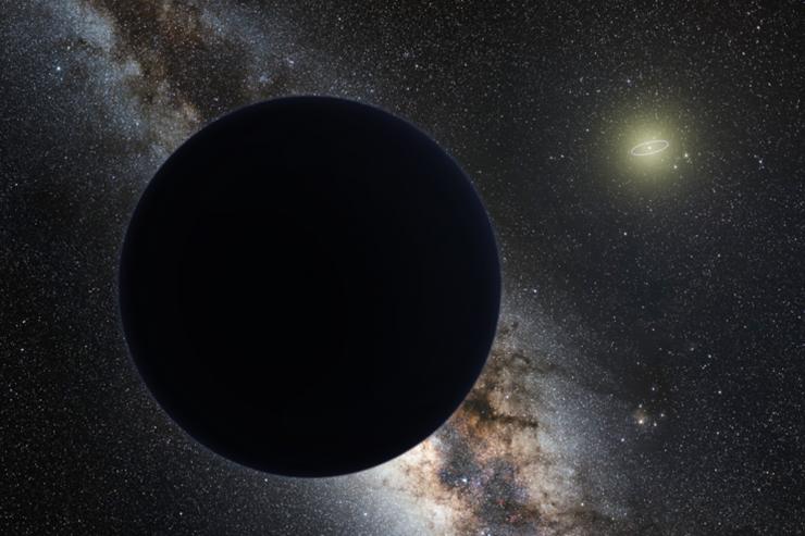 nibiru oculto detras de neptuno - Astrónomos aseguran que Nibiru existe y que podría estar oculto detrás de Neptuno