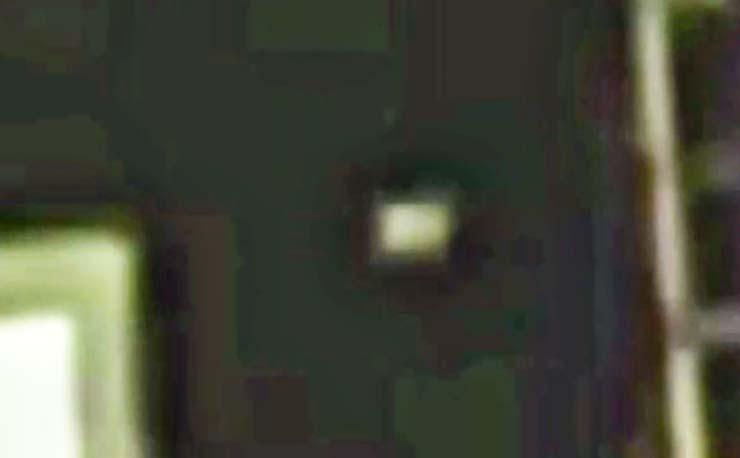 objeto stacion espacial internacional - Detectan un misterioso objeto extraterrestre dando vueltas alrededor de la Estación Espacial Internacional