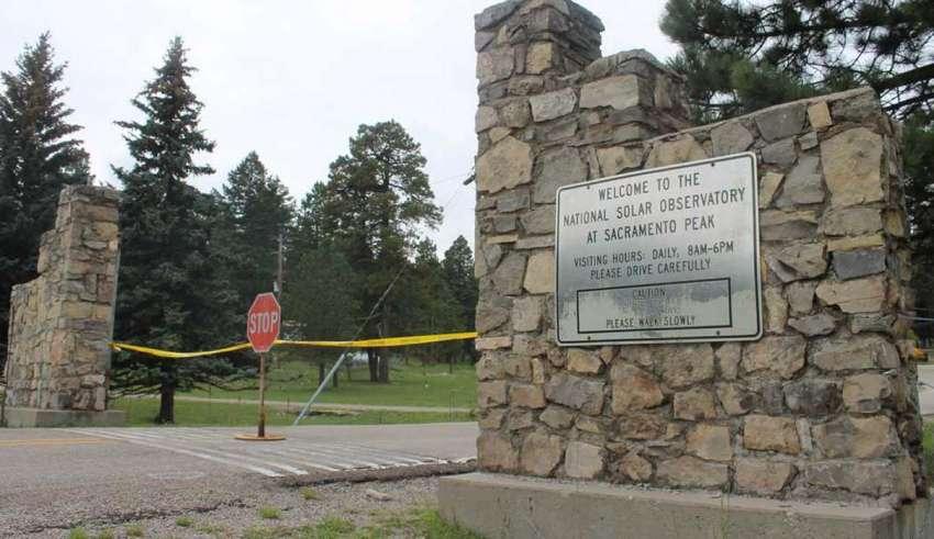 observatorio nuevo mexico 850x491 - El FBI cierra sin previo aviso un observatorio en Nuevo México, ¿astrónomos han descubierto algo que no deberíamos saber?