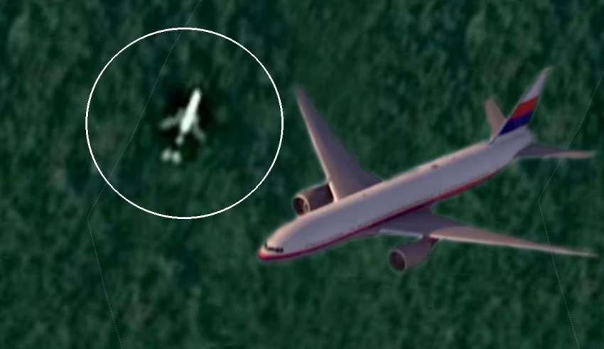 avion desaparecido mh370 850x491 - Google Maps confirma que el avión desaparecido MH370 se estrelló en la selva camboyana