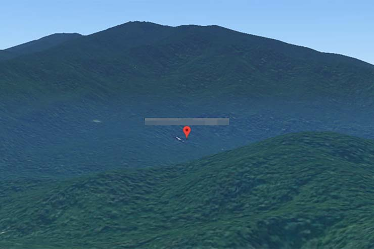 avion mh370 selva - Google Maps confirma que el avión desaparecido MH370 se estrelló en la selva camboyana