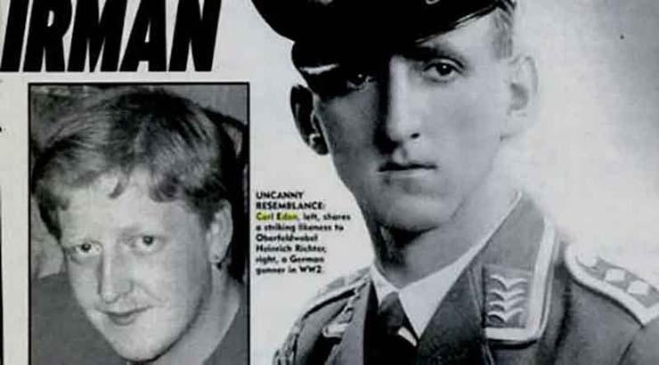 la reencarnacion de carl edon - La reencarnación de Carl Edon: el increíble caso del niño de cinco años que afirmó ser un piloto nazi en una vida pasada