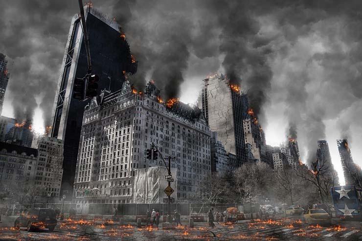 megaterremoto destructivo navidad - Reconocido investigador predice un megaterremoto destructivo para Navidad