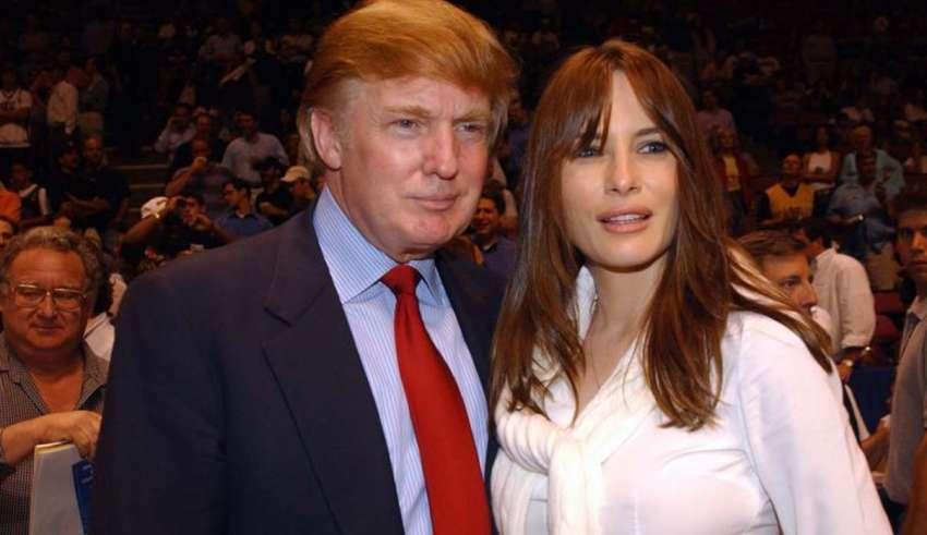 Melania Trump predijo en 1999 el asesinato de Donald Trump