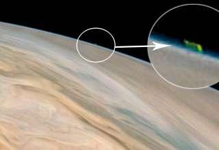 ovni jupiter 320x220 - Las redes sociales arden por una polémica imagen de la NASA que muestra un enorme OVNI en Júpiter