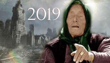 profecias 2019 384x220 - Revelan las inquietantes profecías de Baba Vanga para el 2019