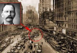 rudolph fentz 320x220 - La sorprendente historia de Rudolph Fentz, el viajero del tiempo que murió en Time Square en 1950