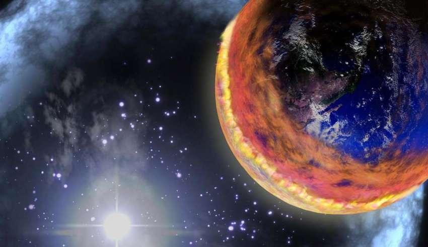 huracan materia oscura 850x491 - Científicos advierten del inminente impacto de un 'huracán de materia oscura' contra la Tierra