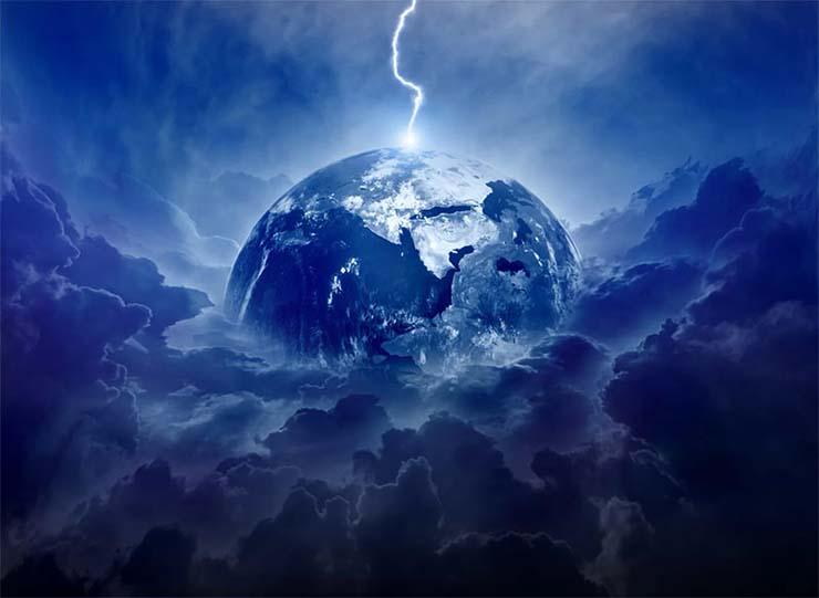 impacto huracan materia oscura - Científicos advierten del inminente impacto de un 'huracán de materia oscura' contra la Tierra