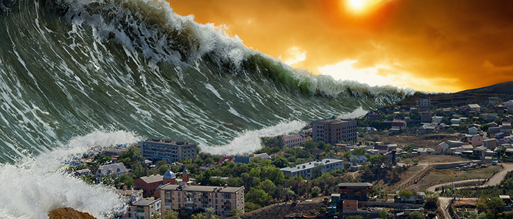 ondas sismicas - Inminente megaterremoto: Unas misteriosas ondas sísmicas recorren el mundo sin ser detectadas
