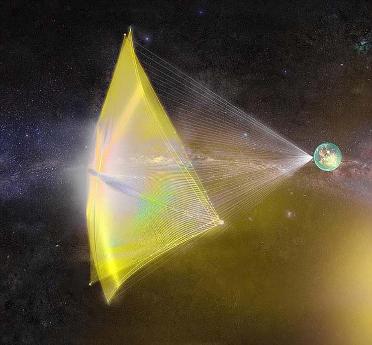 oumuamua extraterrestre - Científicos de la Universidad de Harvard confirman que el asteroide Oumuamua es una sonda espacial extraterrestre