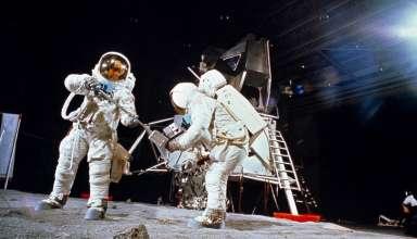 rusia luna 384x220 - Rusia organizará una misión para confirmar si la NASA llegó a la Luna