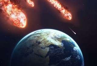 tres gigantescos asteroides 320x220 - La NASA alerta que ni uno, ni dos, sino TRES gigantescos asteroides podrían impactar contra la Tierra mañana