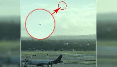 aeropuerto de gatwick 384x220 - Experto en drones asegura que varios ovnis han provocado el cierre del aeropuerto de Gatwick