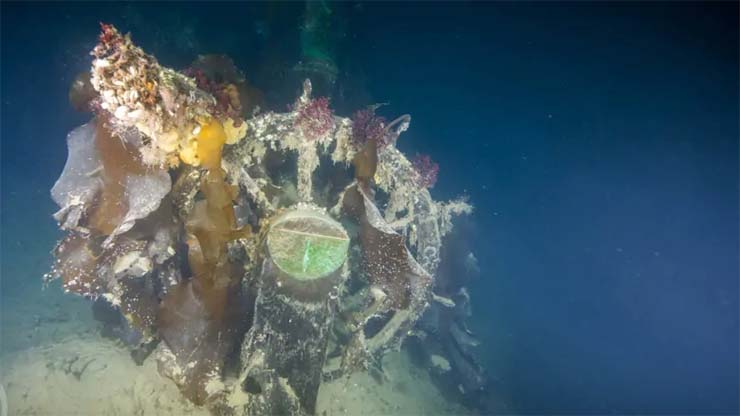 antigua maldicion hms terror - La antigua maldición del HMS Terror se cobra la vida de varias personas en el Ártico Canadiense