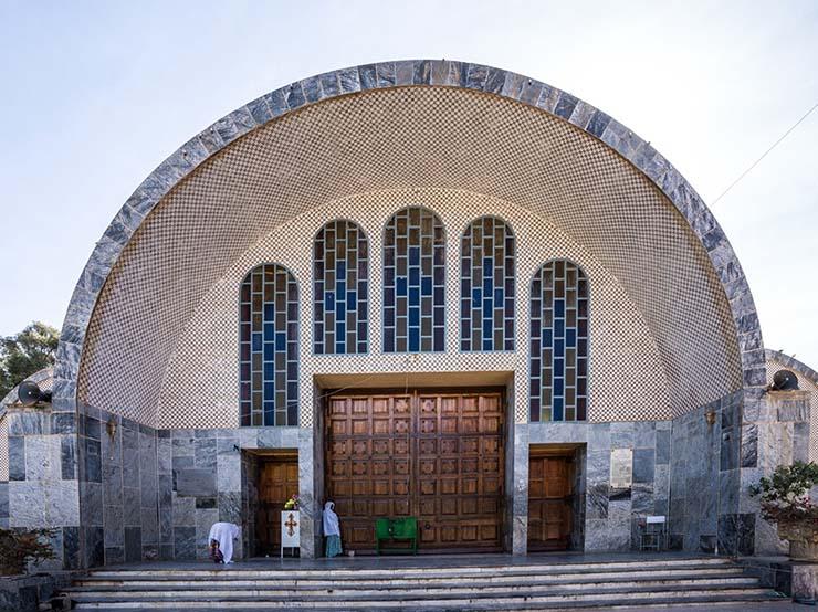 arca de alianza etiopia - Investigadores aseguran que el Arca de la Alianza se encuentra en una iglesia de Etiopía