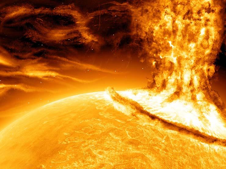 llamarada solar 2019 - Analistas de Saxo Bank predicen una llamarada solar apocalíptica para el 2019
